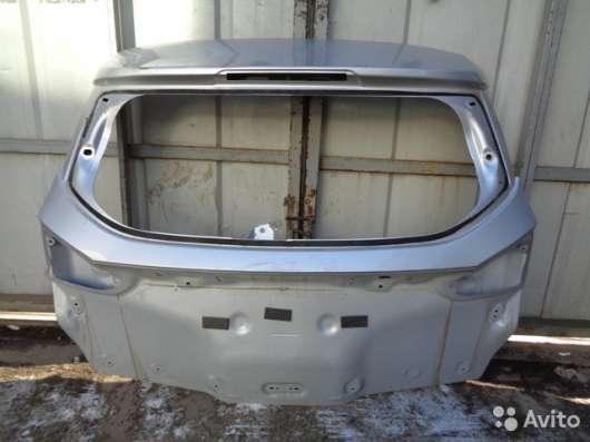 Крышка багажника на Ford Focus 3 универсал