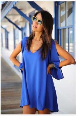 Платье over size