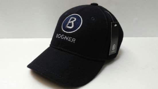 Bogner (wool) бейсболка.