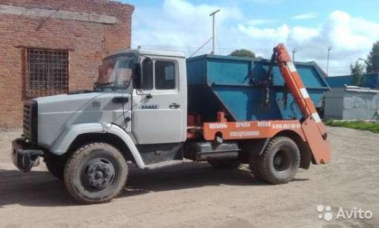 Вывоз мусора - снос здании
