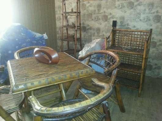 Бамбуковая мебель в Краснодаре Фото 3