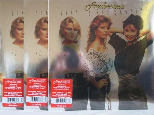 Arabesque Friday Night Запечатанные винил пластинки LP в Москве Фото 2