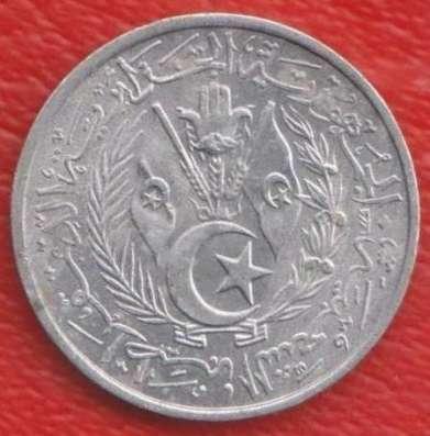 Алжир 2 сантима 1964 г.