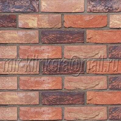 Лицевой кирпич ручной формовки Brickhoff. в Челябинске Фото 1