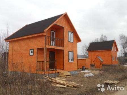 Продаю дом 6х7, 125 км от МКАД