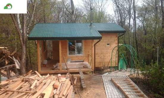 Строительство бани в Хабаровске Фото 3