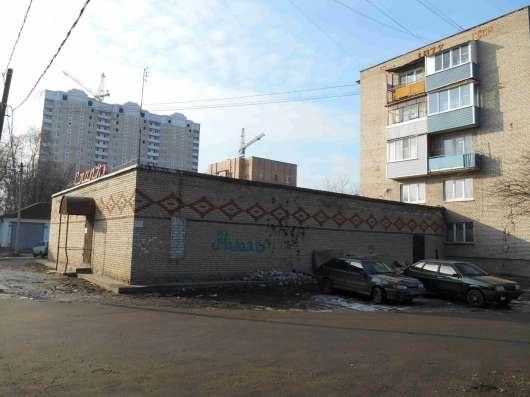 Торговая площадь 330 кв.м. магазин московская область продам