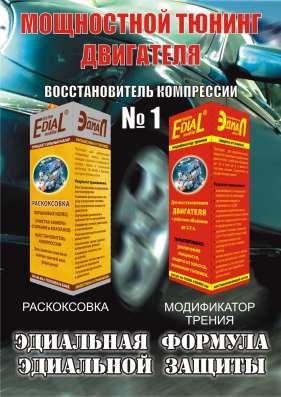 Автохимия Эдиал в Нижнем Новгороде Фото 1