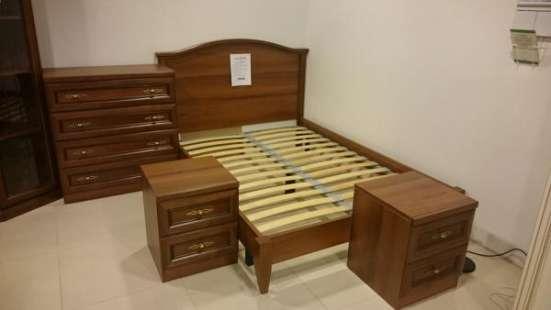 """Спальня """"Верона"""" с деревянными фасадами"""
