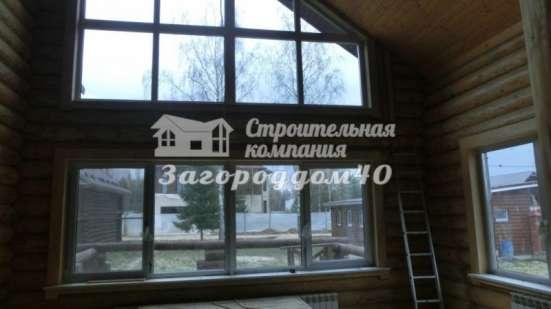 Купить дом у леса, баня, гараж всеми коммуникациями