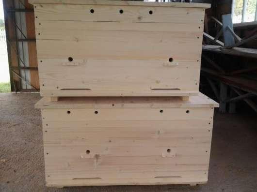 Новые улья для пчел из сибирской древесины в г. Минеральные Воды Фото 1