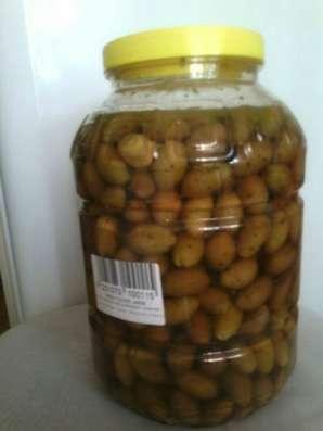 Оливки с косточкой фермерские Греция