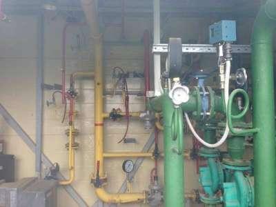 Котельная модульная газовая 0,8 МВт