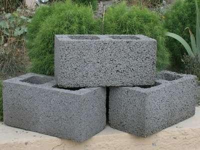 Укладка блоков