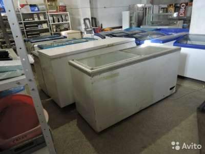 торговое оборудование Морозильные Лари в Приори