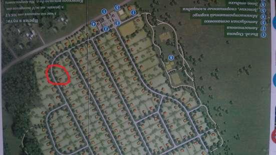 Участок на опушке леса, Киевское ш