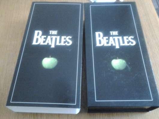 Отличный подарок- beatles коллекционное собрание