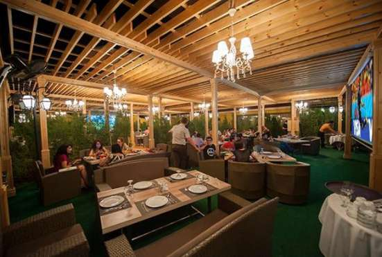 Мебель для ресторанов