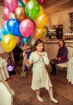 Гелиевые шары, фигуры, цветы с доставкой в Краснодаре Фото 4