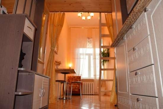 Двухуровневая комната в коммунальной квартире