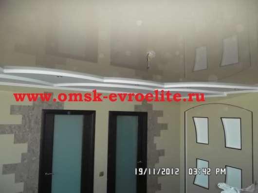Качественный ремонт квартир в Омске