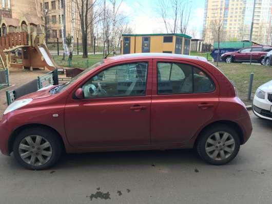 Продажа авто, Nissan, Micra, Автомат с пробегом 109000 км, в Москве Фото 3