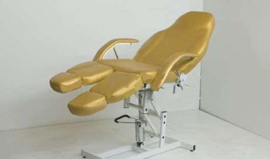 Кресло педикюрно-косметологическое гидравлика