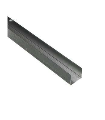 Профиль Албес ПН 27х28, 0,55мм, 3-хметровый