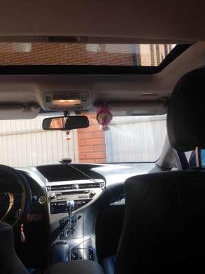 Продажа авто, Lexus, RX, Автомат с пробегом 15000 км, в Липецке Фото 5