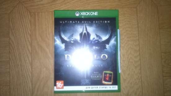 Продам диск на X box one: Diablo 3, с дополнением, или обмен