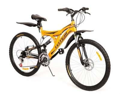горный велосипед Totem двухподвесы,хартейлы в Миассе Фото 4