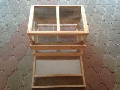 Клетка для перепелов в Краснодаре Фото 4