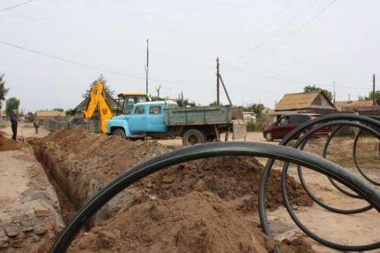 Подведение газа в котельные и частные дома