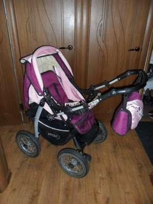 Продам детскую коляску- трансформер