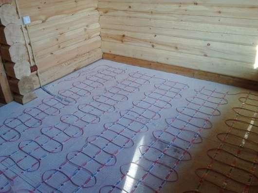 Теплый пол. Нагревательные маты. в Энгельсе Фото 1