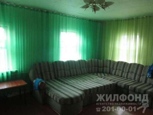 Дом, Новосибирск, Генераторная, 54 кв. м Фото 3