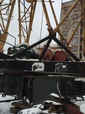 Срочно продам кран башенный КБ-408.21 в Нижнем Новгороде Фото 2