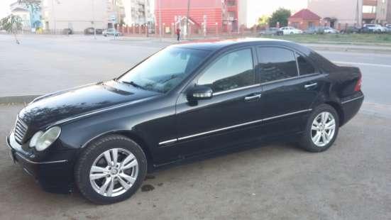 Продажа авто, Mercedes-Benz, C-klasse, Автомат с пробегом 368000 км, в г.Актобе Фото 1