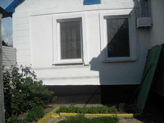 Часть дома в хорошем состоянии