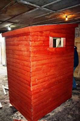 Огромный дачный туалет - места хватит на всех в Санкт-Петербурге Фото 2