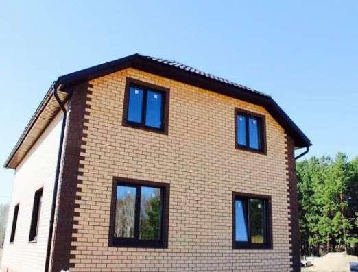Продам дом 145 кв.м. Кирпич, железобетонные плиты перекрытия