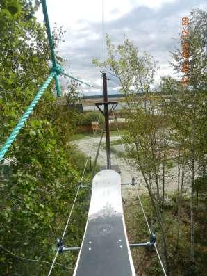 Веревочный парк, экстрим парк развлечений в Екатеринбурге Фото 1