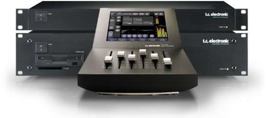 TC Electronic System 6000 (full option)