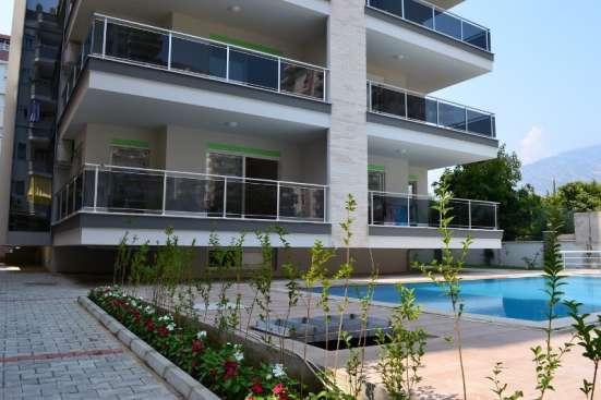 Апартаменты в новом комплексе. Вайт Голд