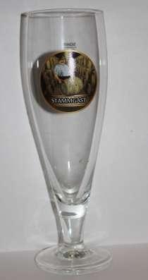 Брендированные бокалы для пива Stammgast(Штамгаст) 0.4 литра