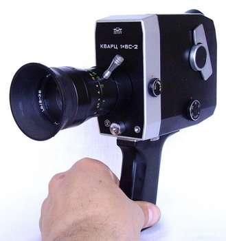 Продам раритетную кинокамеру