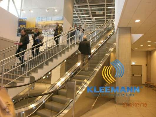Лифтовое оборудование завода Kleemann