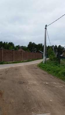 Симферопольское шоссе 49 км. д. Старый Спас участок 24 сотки