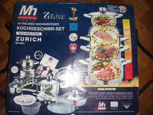Комплект кухонной посуды в Санкт-Петербурге Фото 2