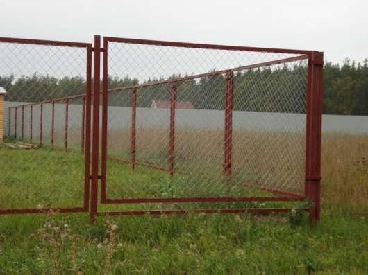 Секции заборные в Тамбове Фото 2